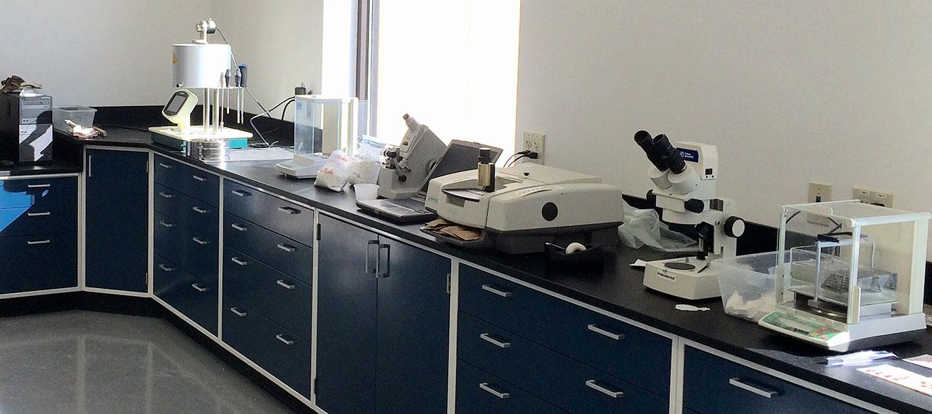 Aurora Plastics - plastics lab