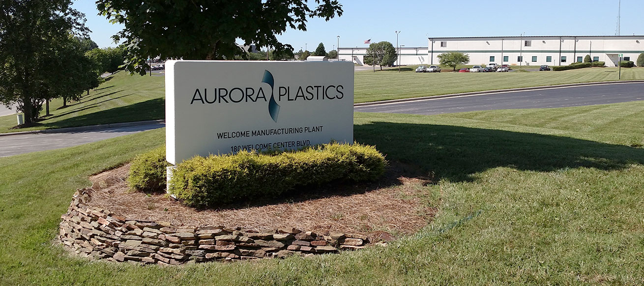 Aurora Plastics, Welcome, South Carolina