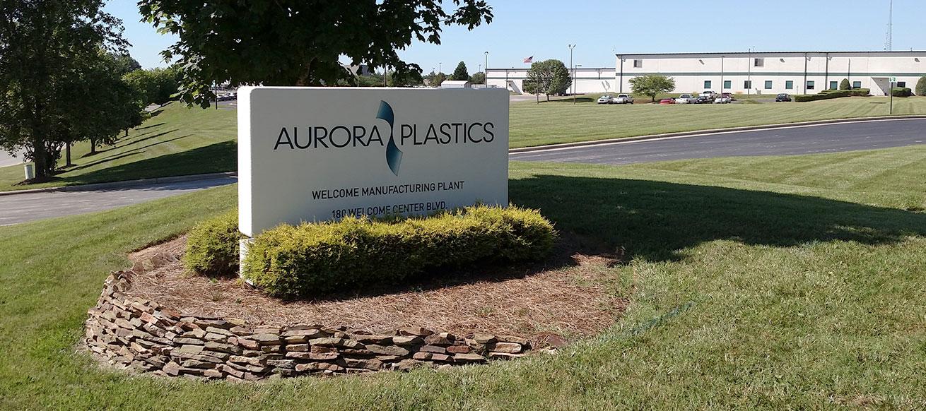 Aurora Plastics, Welcome, South Carolina
