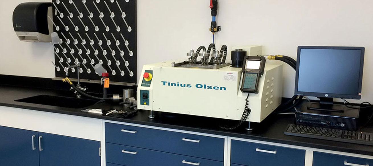 Aurora Plastics Lab Equipment