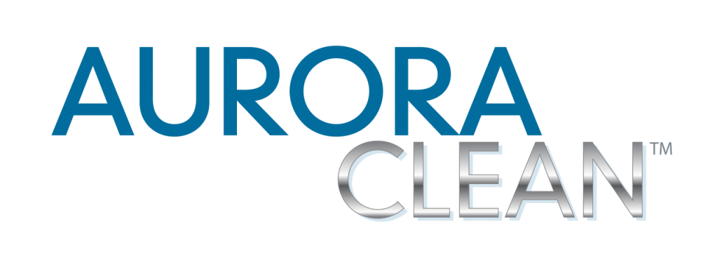 Aurora Plastics - AuroraClean logo