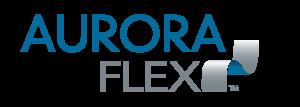 Aurora Plastics - AuroraFlex logo