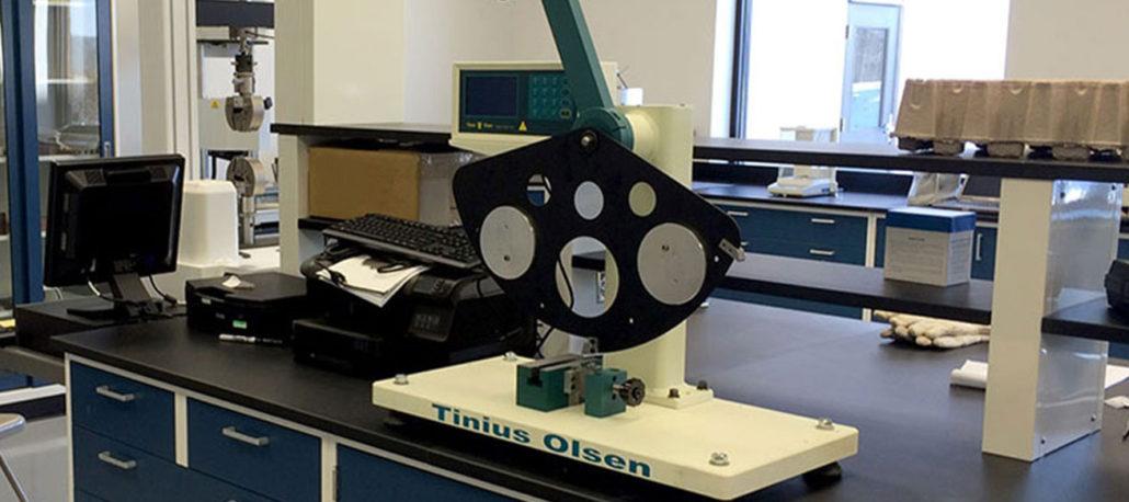 Aurora Plastics - Lab Tinius Olsen
