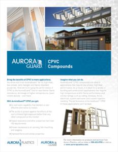 AuroraGuard CPVC Compounds