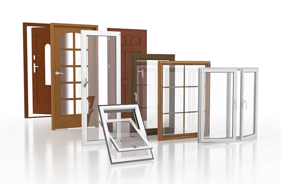 Aurora Plastics Composites for Window and Door Applications