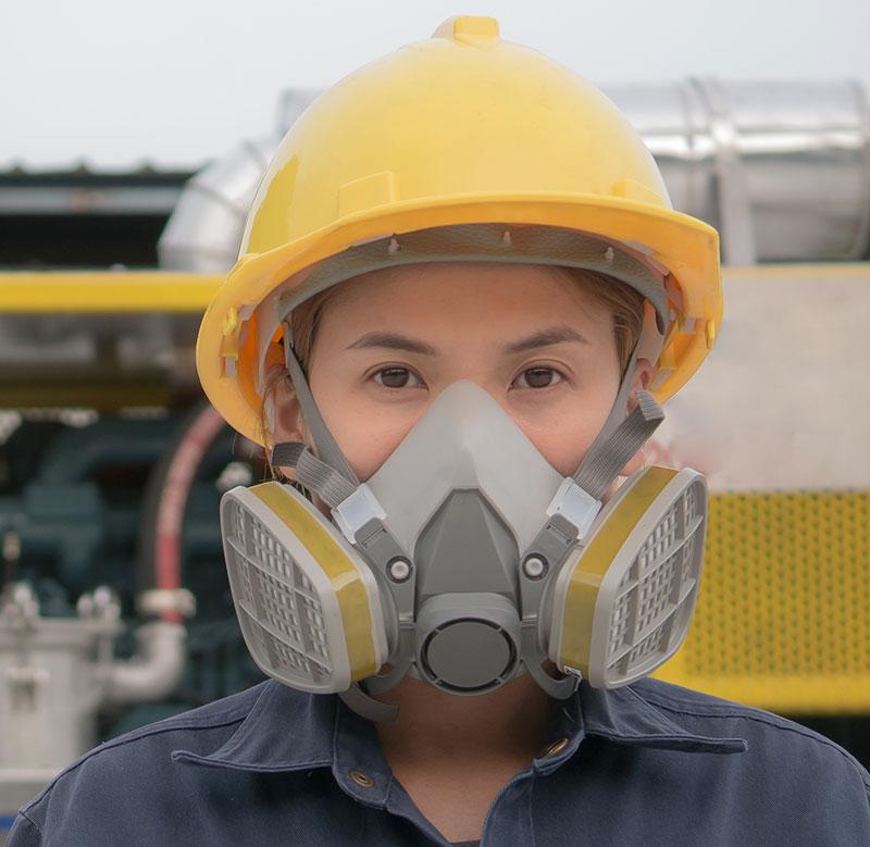 Aurora Plastics materials for PPE